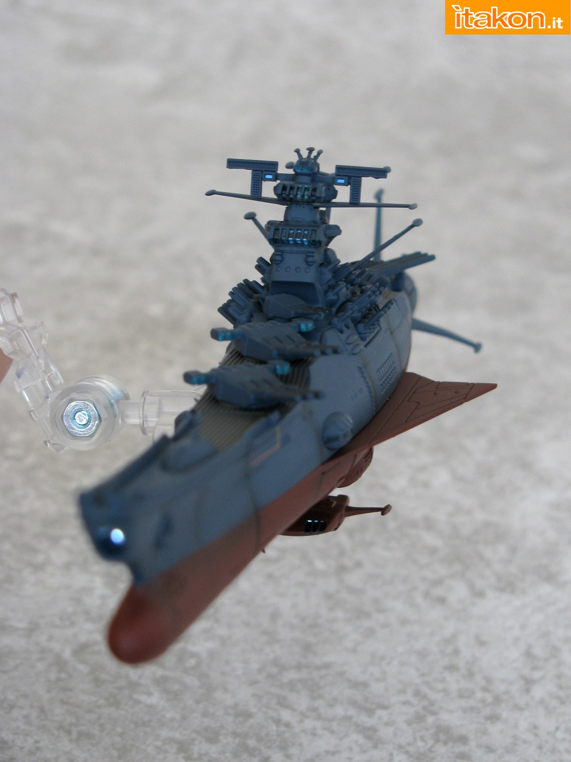 Link a 049 Space Battleship Yamato Bandai recensione