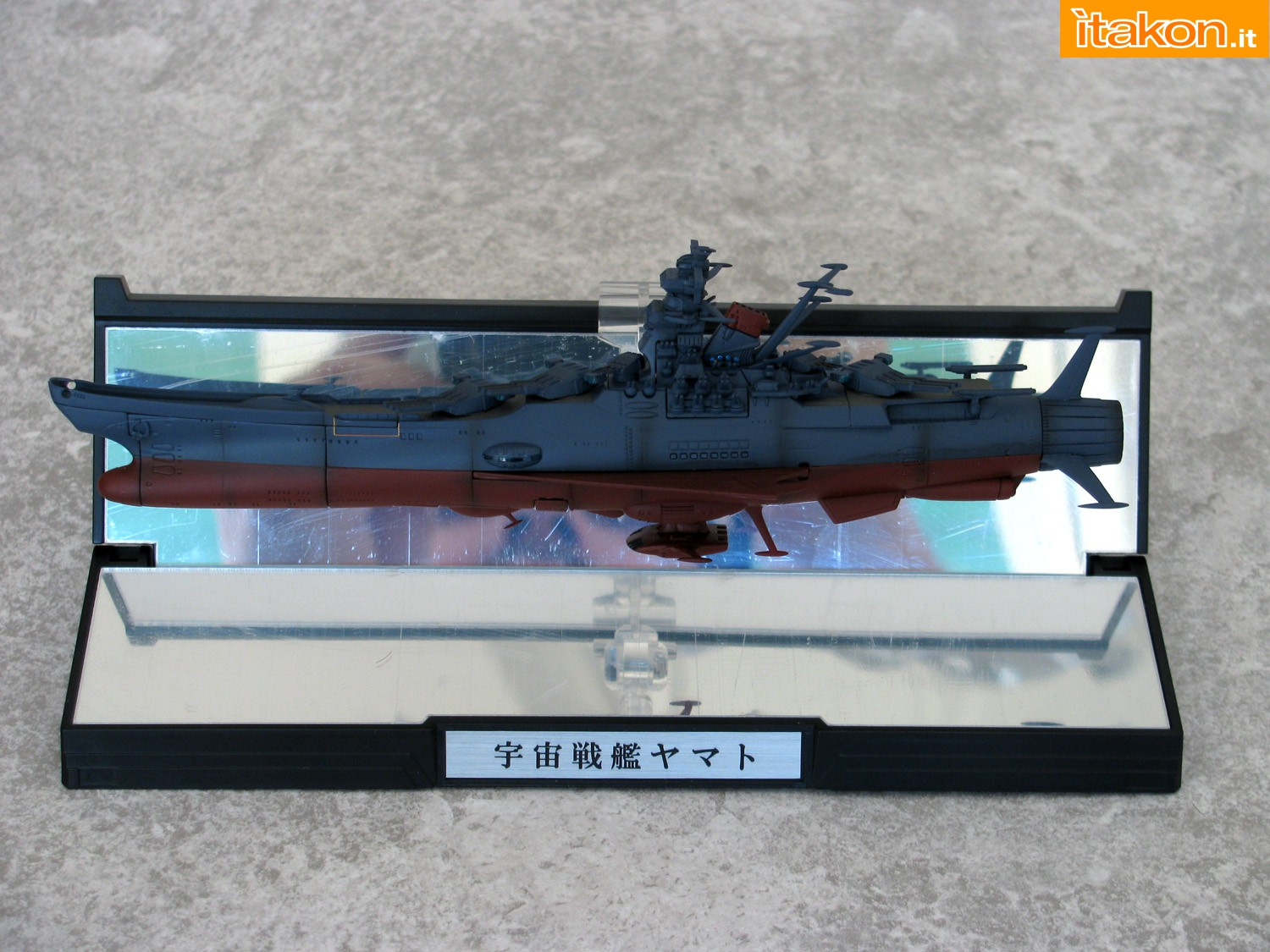 Link a 051 Space Battleship Yamato Bandai recensione