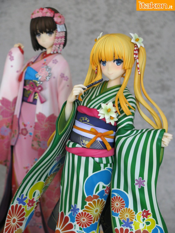 Link a 058 Megumi Katou Kimono Saekano Aniplex recensione
