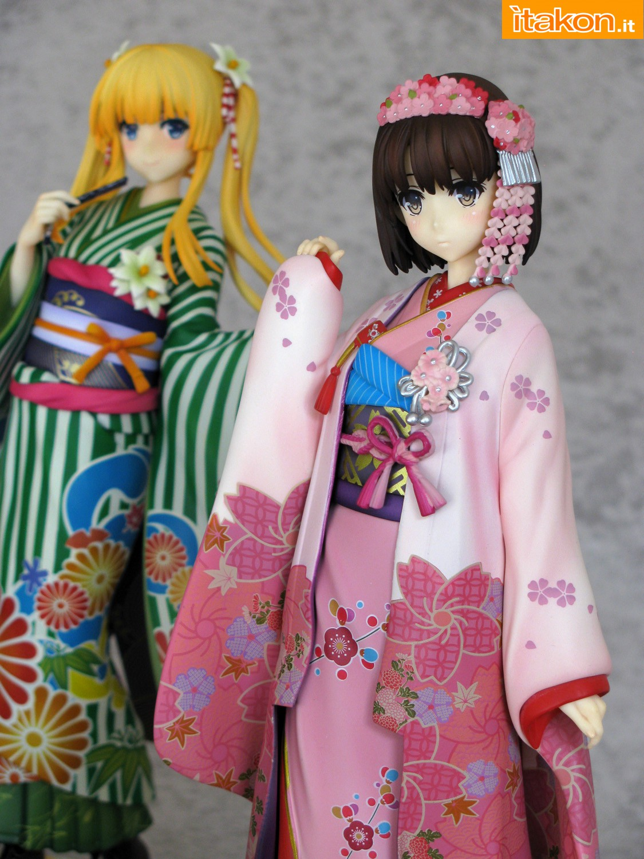 Link a 059 Megumi Katou Kimono Saekano Aniplex recensione