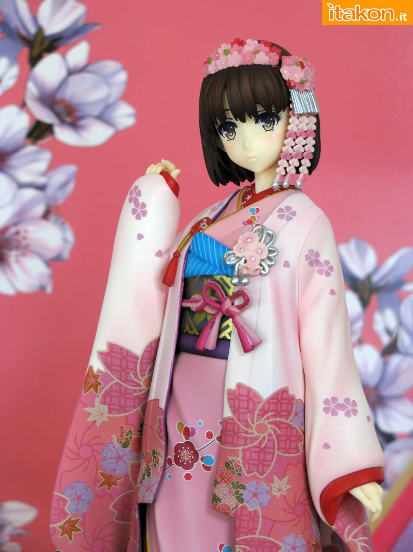 Link a 061 Megumi Katou Kimono Saekano Aniplex recensione
