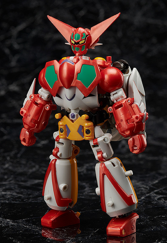 Link a Dynamic Change New Getter Robo FREEing pre 02