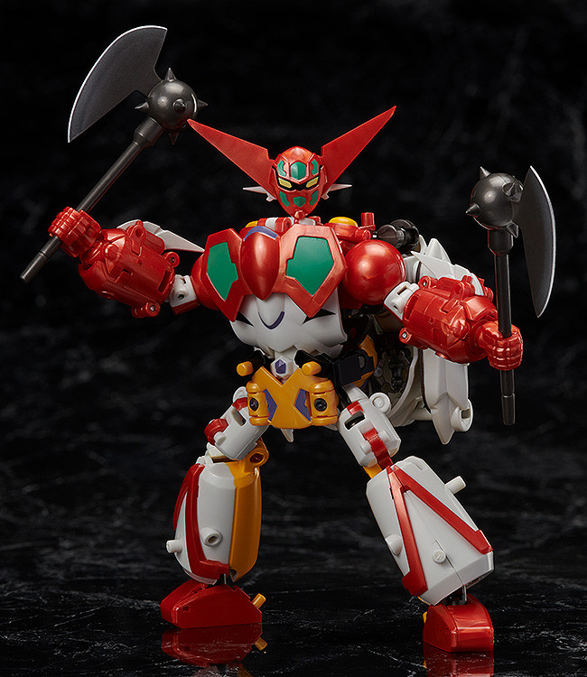 Link a Dynamic Change New Getter Robo FREEing pre 12