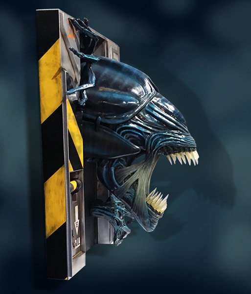 Link a HCG-Alien-Queen-Wall-Sculpture-004