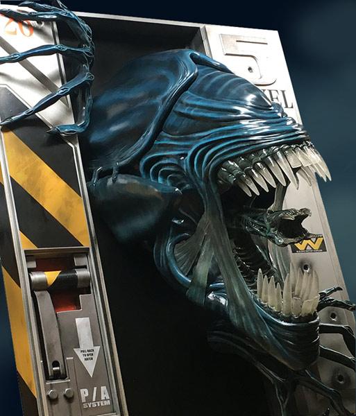 Link a HCG-Alien-Queen-Wall-Sculpture-007