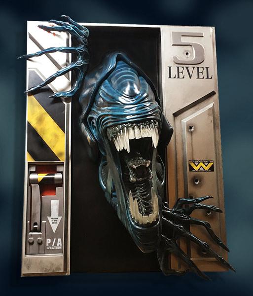 Link a HCG-Alien-Queen-Wall-Sculpture-009
