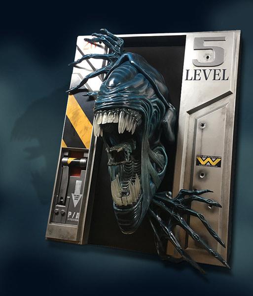 Link a HCG-Alien-Queen-Wall-Sculpture-012
