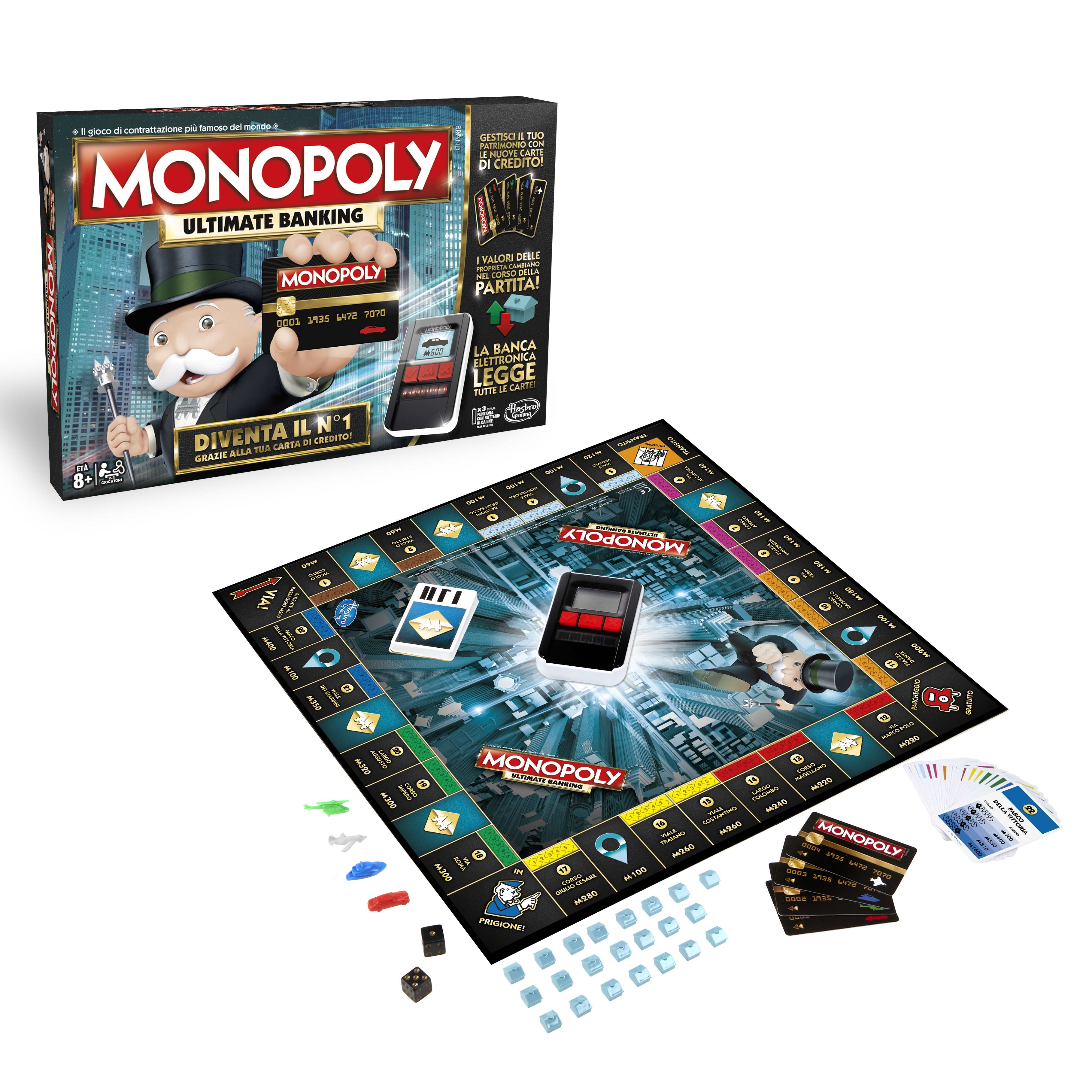 Link a MONOPOLY_ULTIMATE BANKING