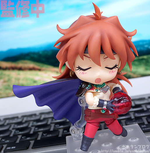 Link a Nendoroid Lina Inverse Slayers GSC preview 05