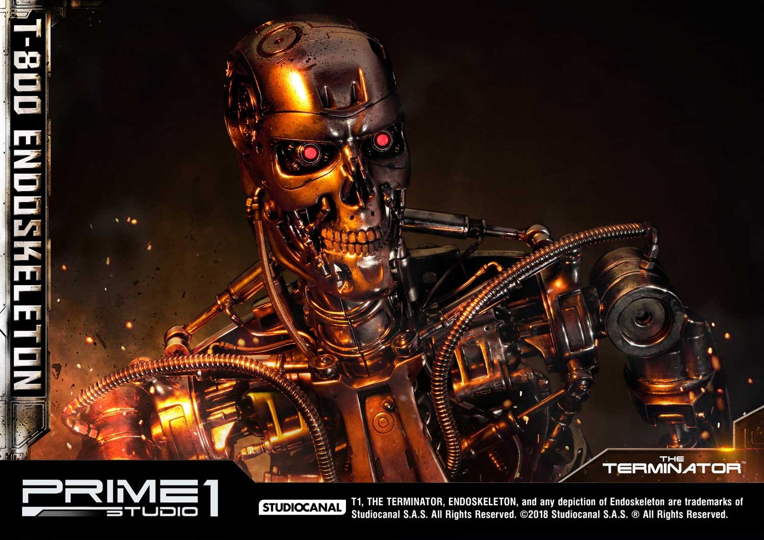 Link a T-800 Terminator P1S 60
