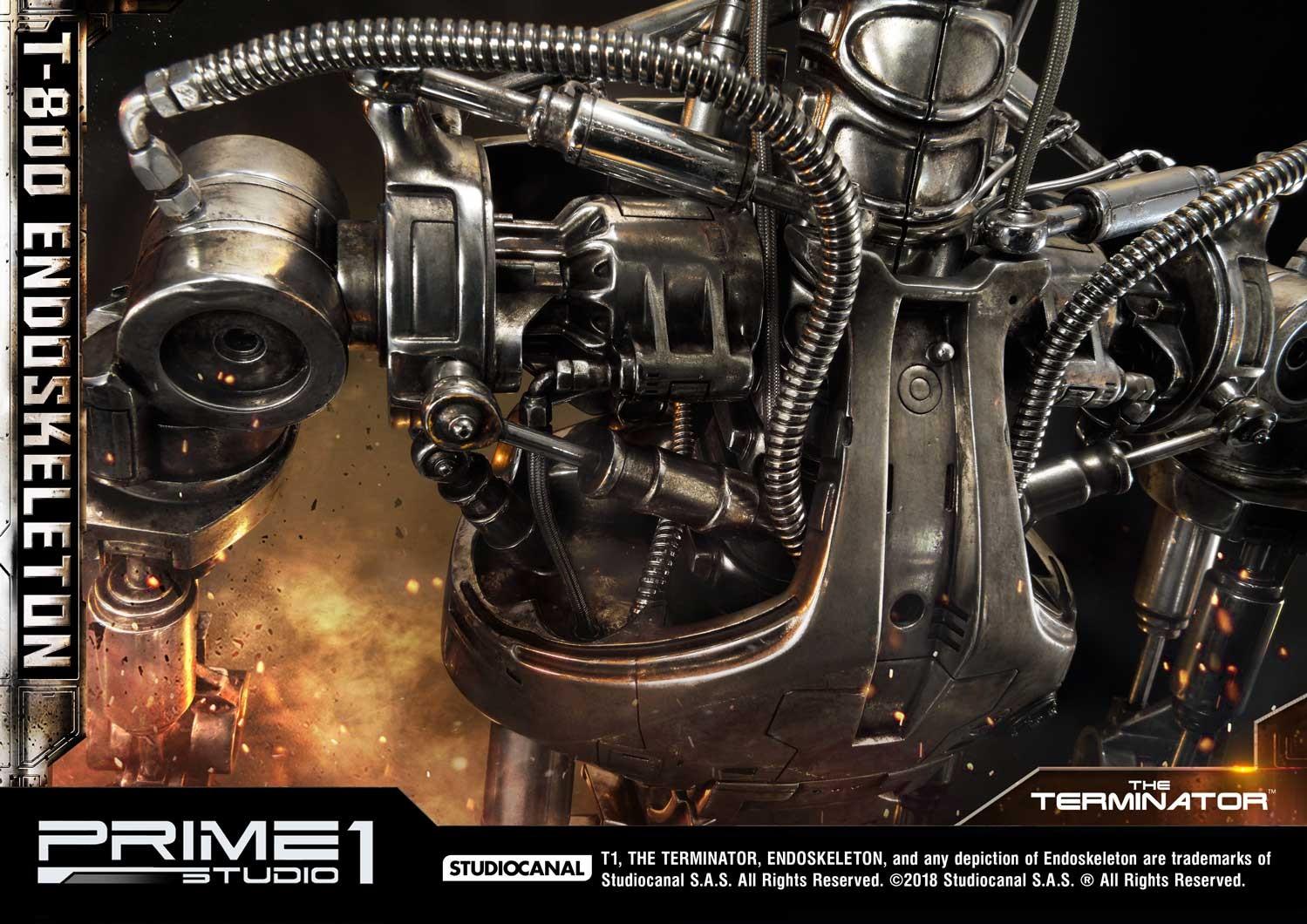 Link a T-800 Terminator P1S 65