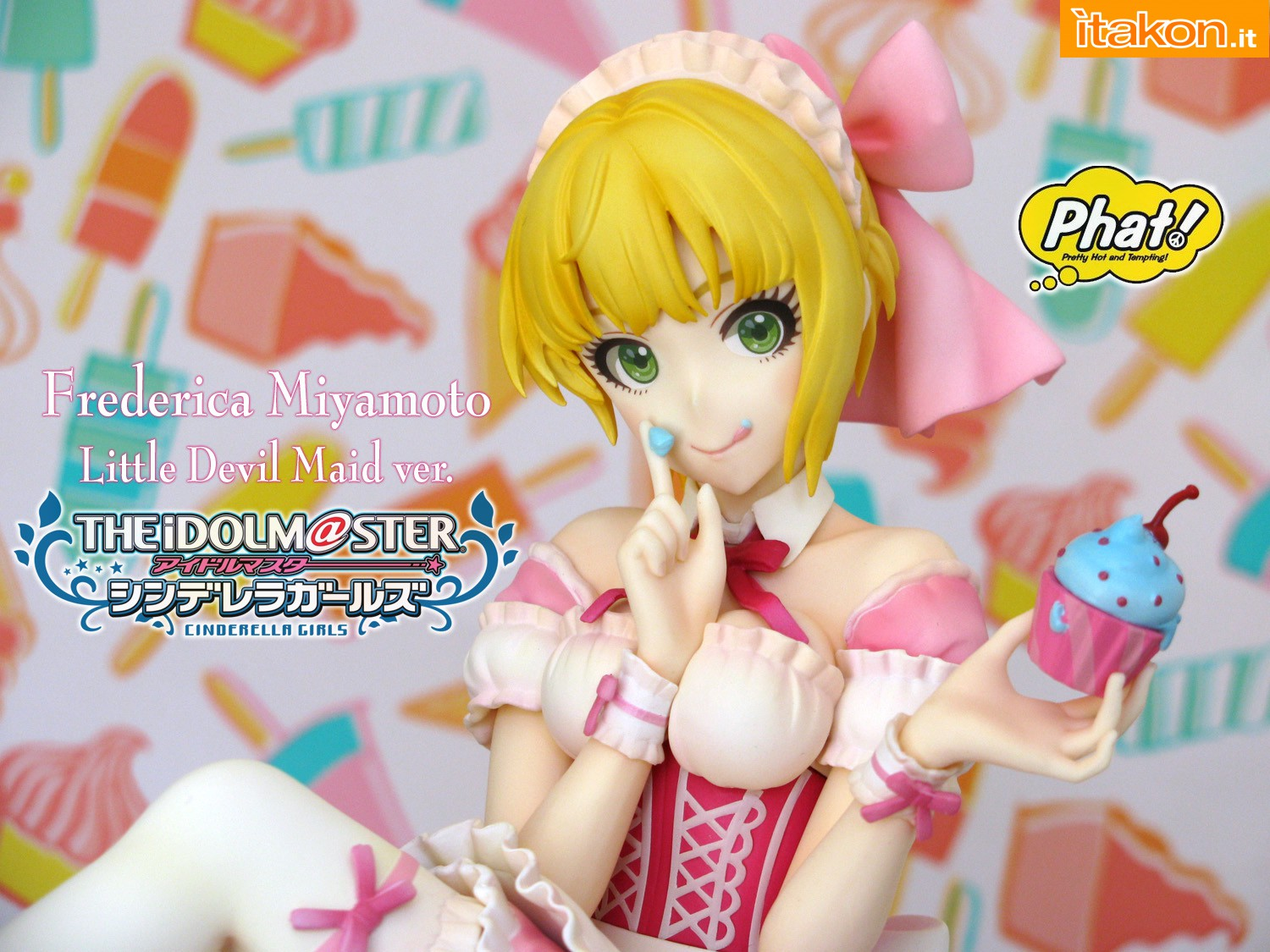 Link a 000 Frederica Miyamoto Little Devil Maid Phat recensione