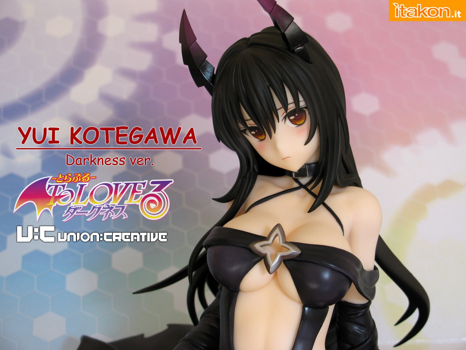 Link a 000 Yui Kotegawa To Love-ru Darkness Union Creative recensione