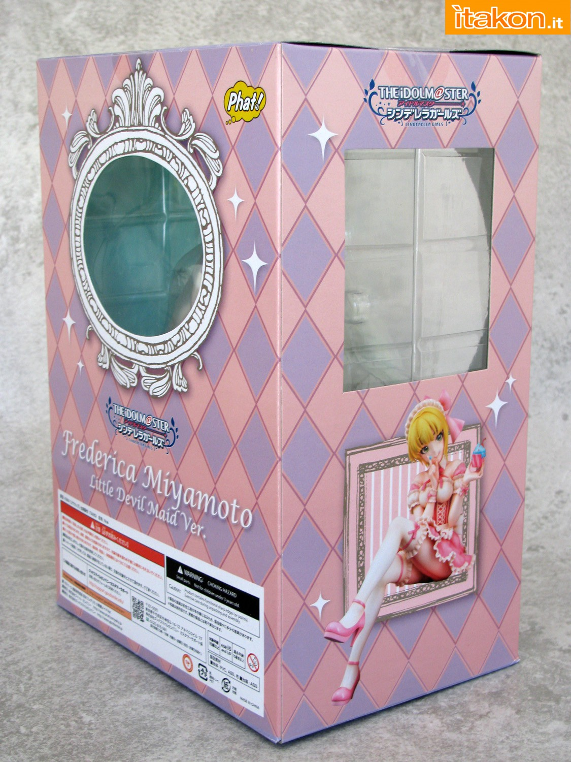Link a 003 Frederica Miyamoto Little Devil Maid Phat recensione