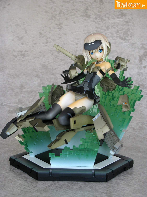 Link a 004 Gourai Frame Arms Girl Kotobukiya recensione