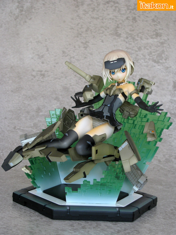 Link a 010 Gourai Frame Arms Girl Kotobukiya recensione