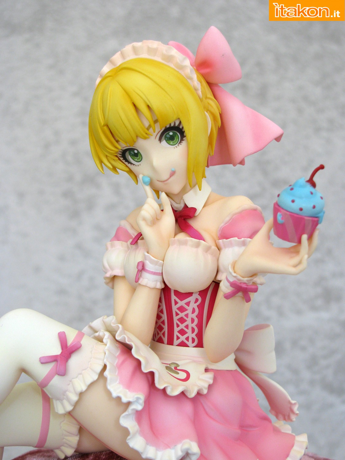 Link a 012 Frederica Miyamoto Little Devil Maid Phat recensione