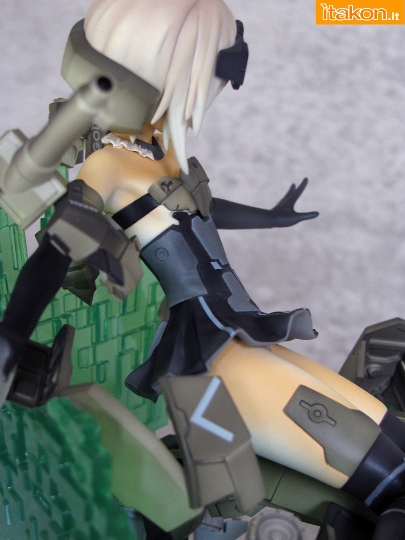 Link a 018 Gourai Frame Arms Girl Kotobukiya recensione