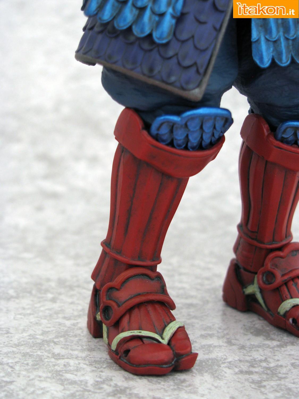 Link a 019 Samurai Captain America Manga Realization Bandai recensione