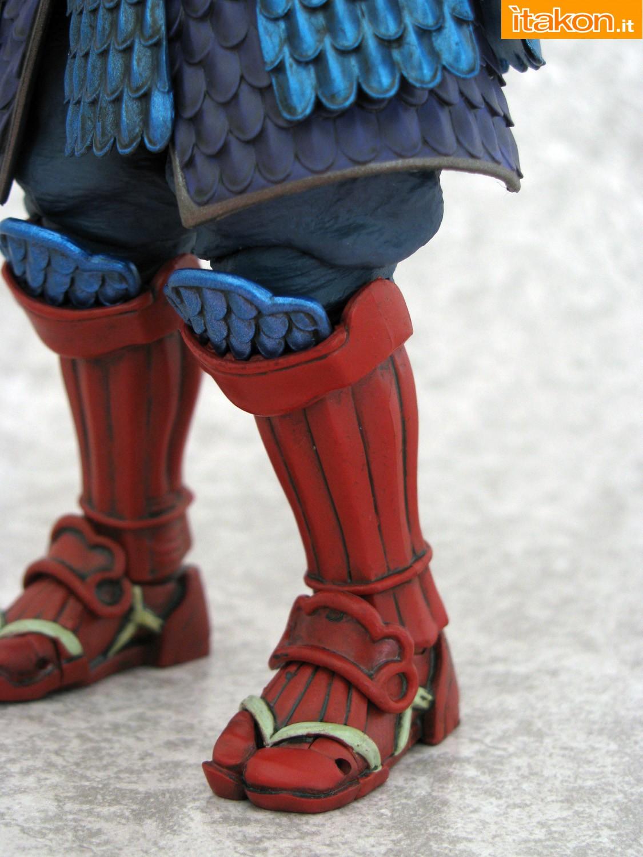 Link a 020 Samurai Captain America Manga Realization Bandai recensione