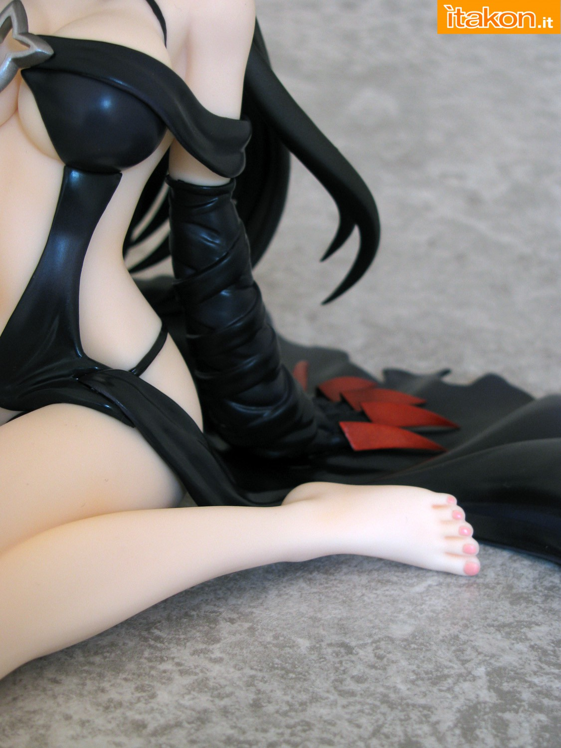 Link a 022 Yui Kotegawa To Love-ru Darkness Union Creative recensione