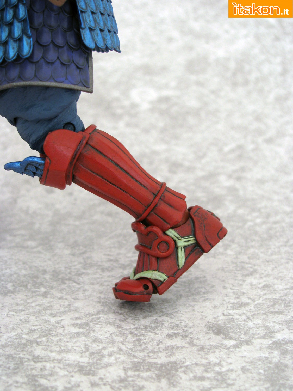 Link a 041 Samurai Captain America Manga Realization Bandai recensione