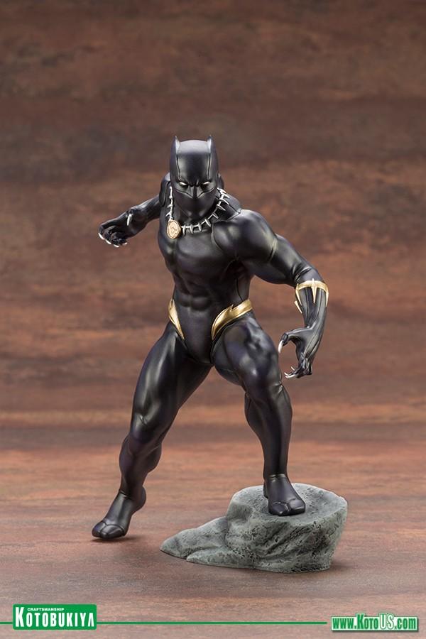 Link a Black Panther ARTFX+ Kotobukiya pre 01