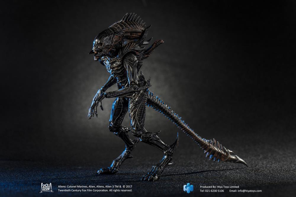 Link a Hiya Toys Alien Raven pics 05