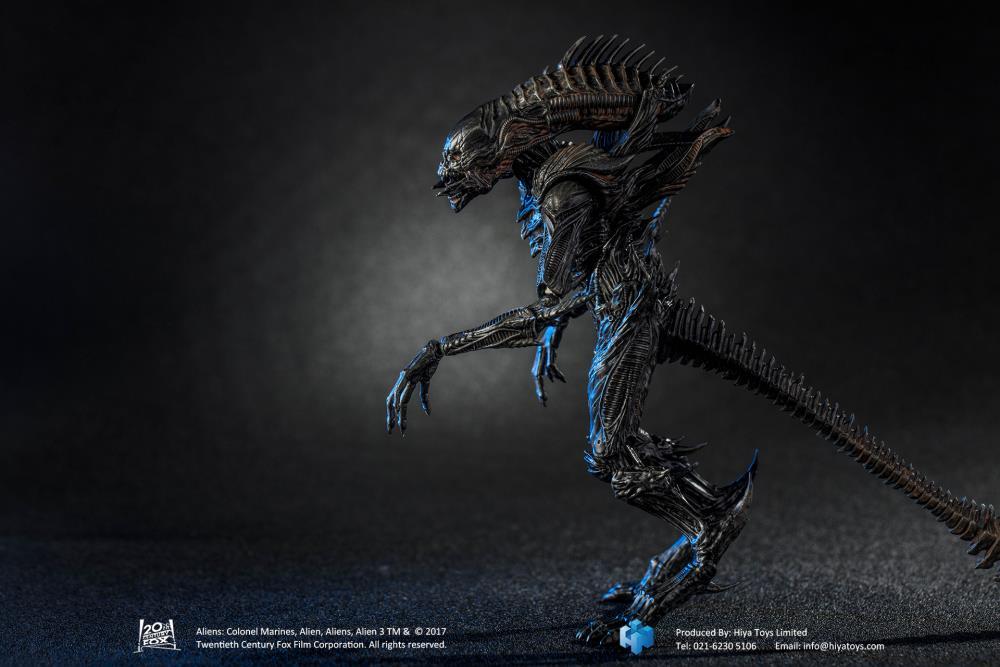 Link a Hiya Toys Alien Raven pics 06