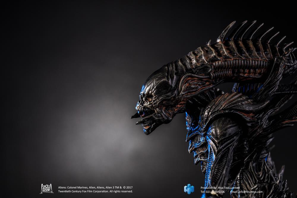 Link a Hiya Toys Alien Raven pics 07