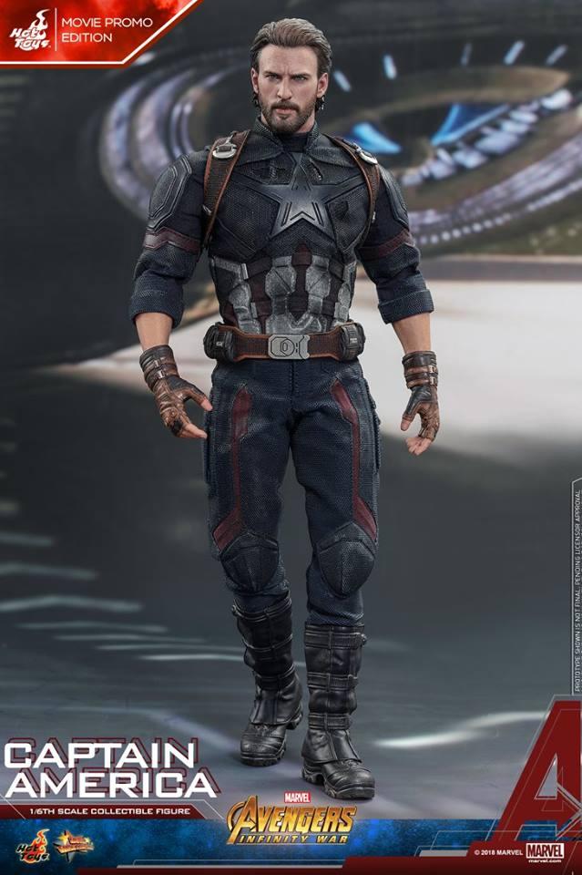 Link a Hot Toys Captain America Avengers Infinity War pics 01