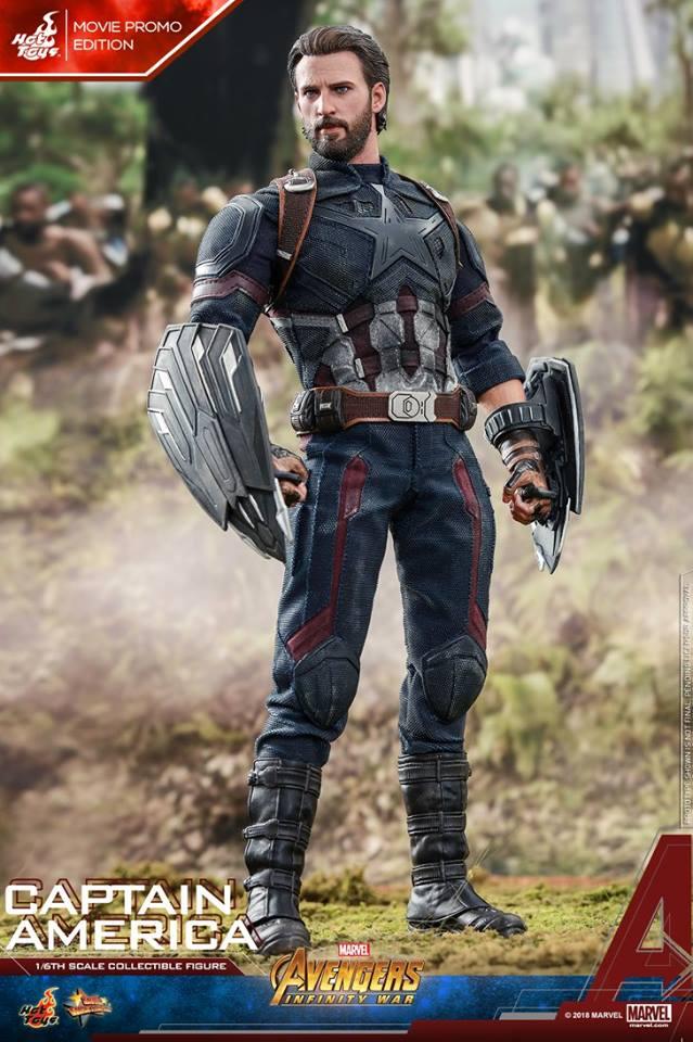 Link a Hot Toys Captain America Avengers Infinity War pics 02