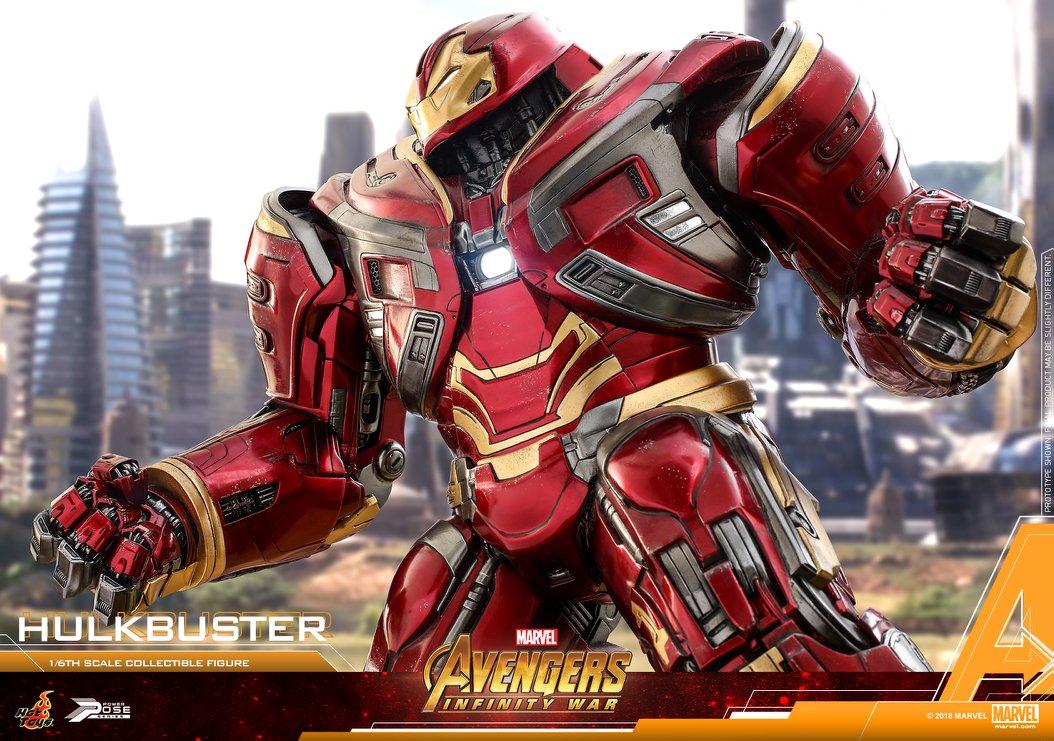 Link a Hot Toys Power Pose Hulkbuster pics 02