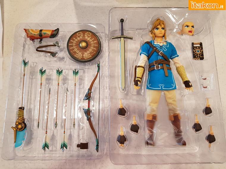 Link a Link RAH Medicom Toy Mikan 05
