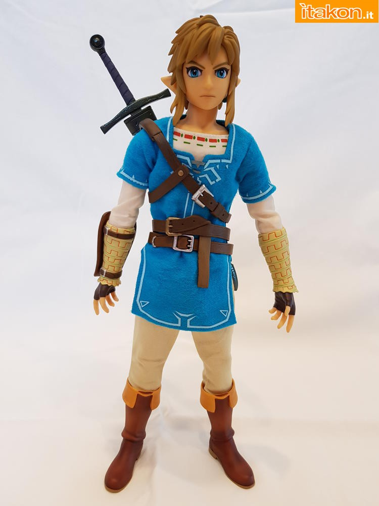 Link a Link RAH Medicom Toy Mikan 06