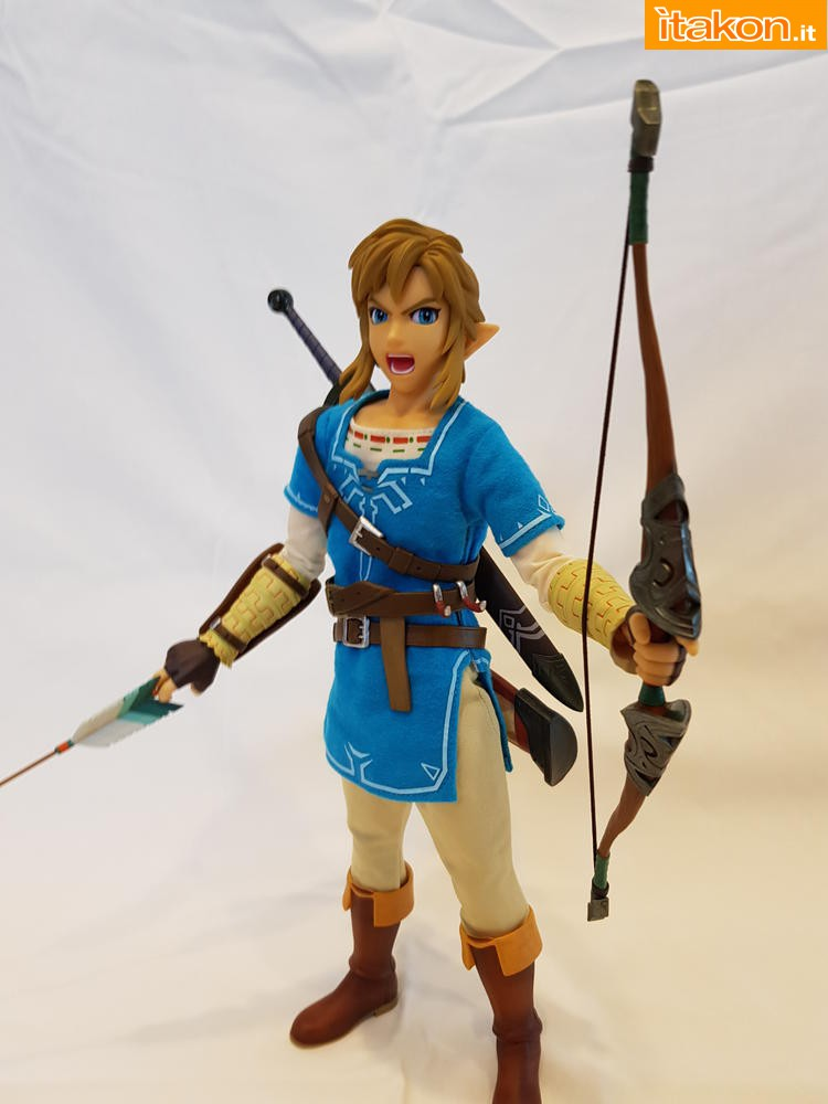 Link a Link RAH Medicom Toy Mikan 29