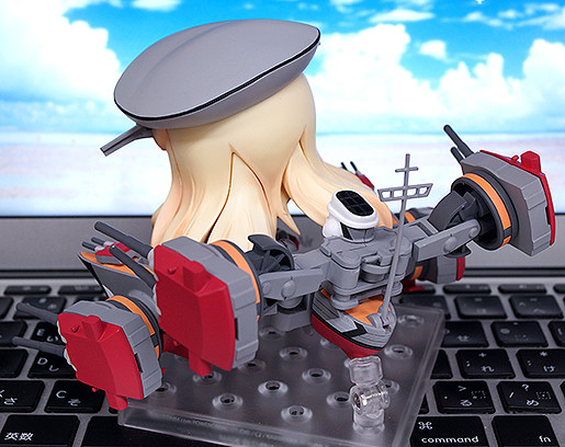 Link a Nendoroid Bismarck KanColle GSC preview 02