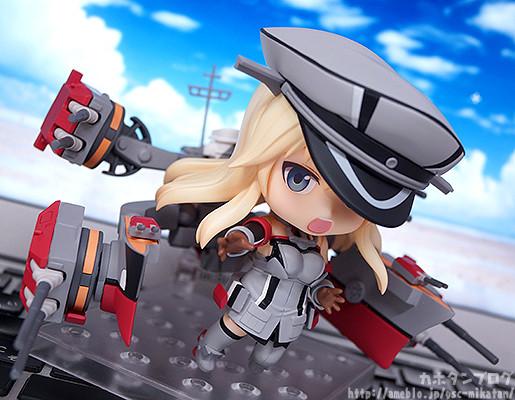 Link a Nendoroid Bismarck KanColle GSC preview 12