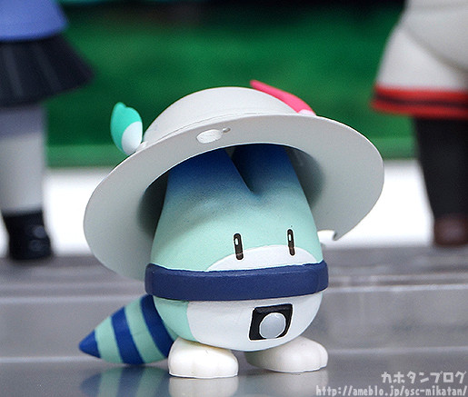 Link a Nendoroid Raccoon Kemono Friends GSC preview 10