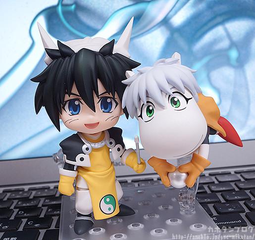Link a Nendoroid Taikoubou & Suupuushan GSC preview 15