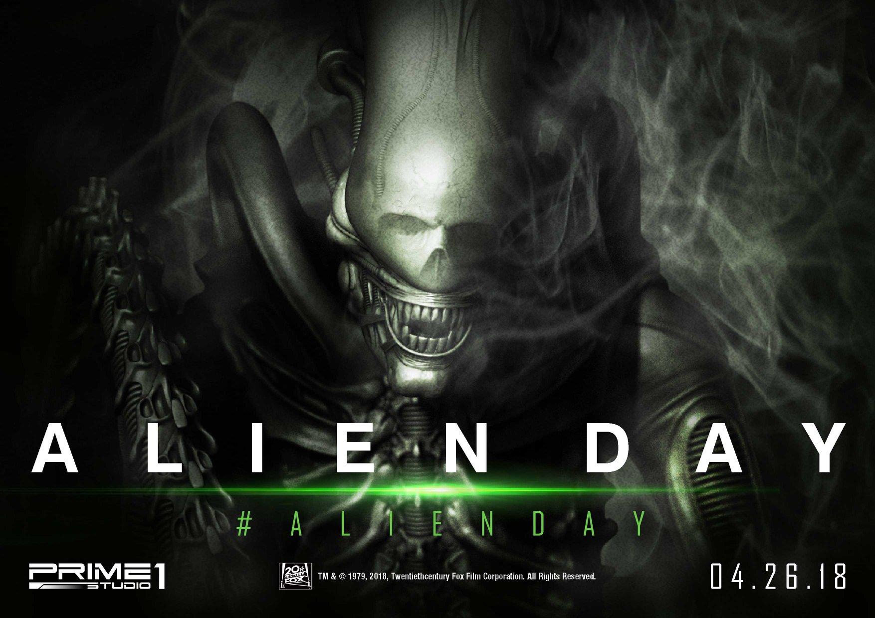 Link a Prime 1 Studio Alien 01