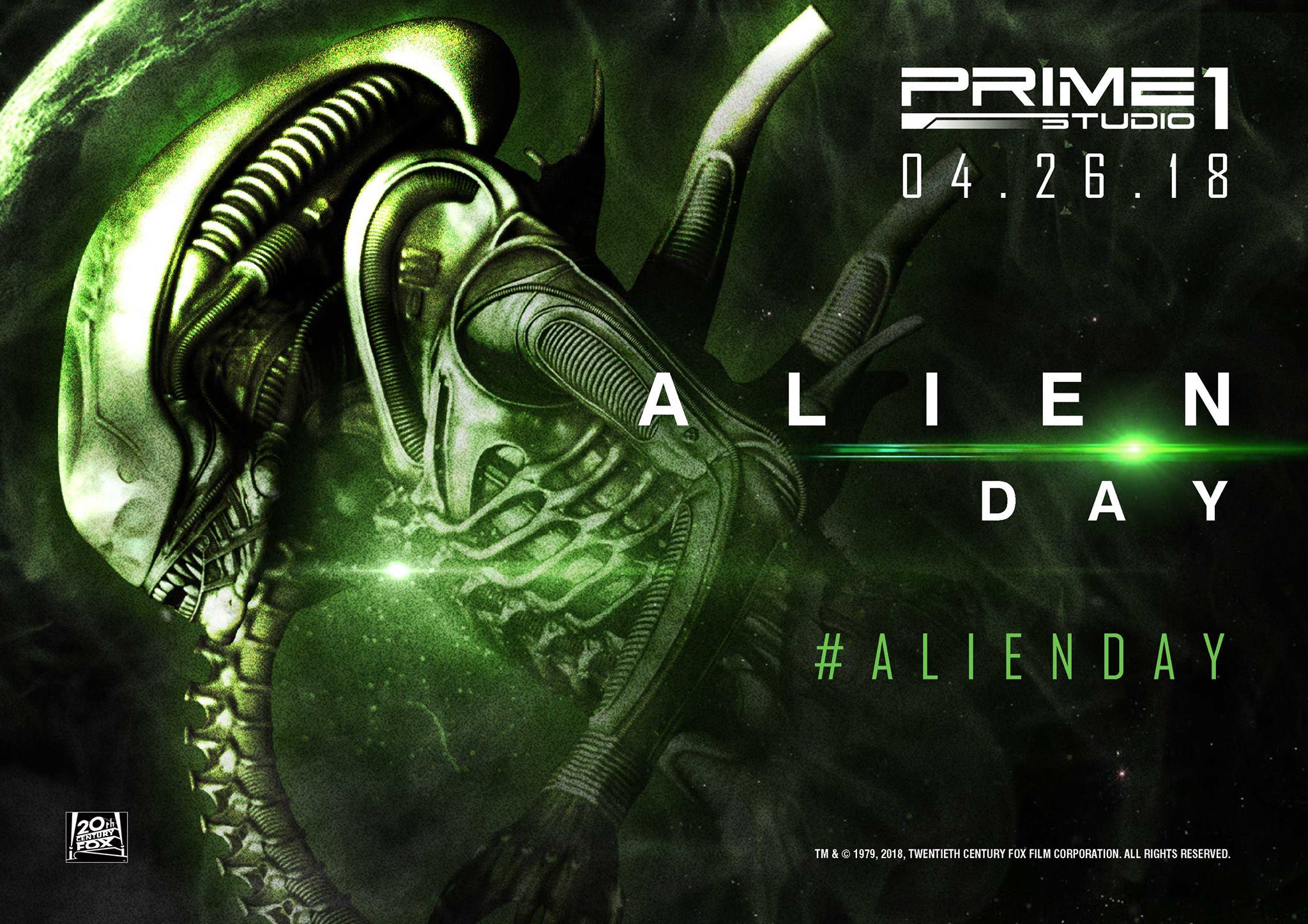 Link a Prime 1 Studio Alien 02