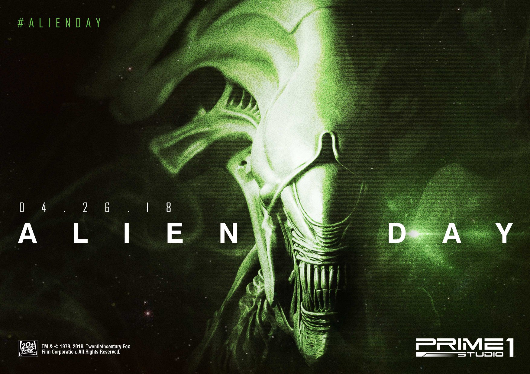 Link a Prime 1 Studio Alien 03