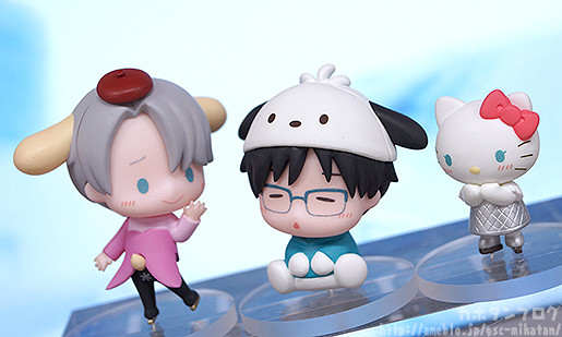 Link a Yuri on ICE x Sanrio Characters GSC pics 15