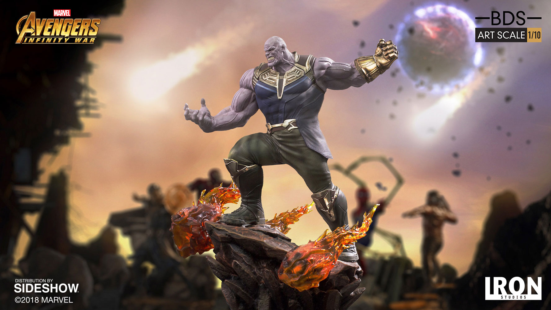 Link a marvel-thanos-art-scale-statue-iron-studios-903491-08