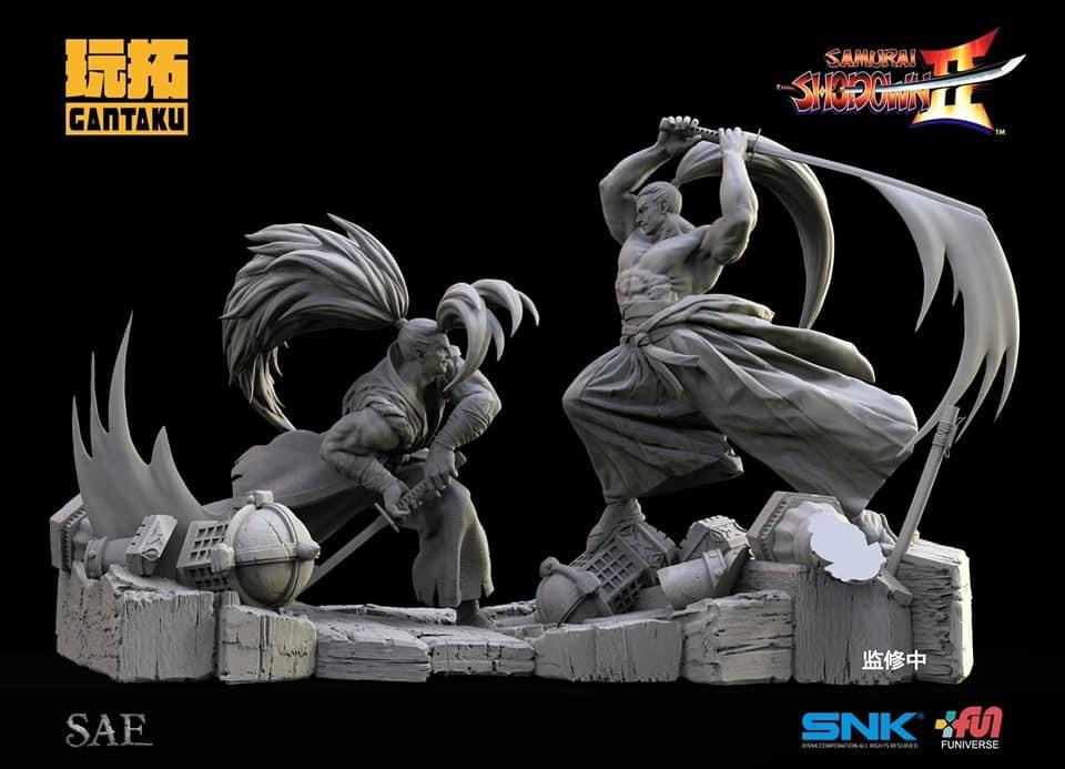 Link a samurai showdown II – gantaku – 1