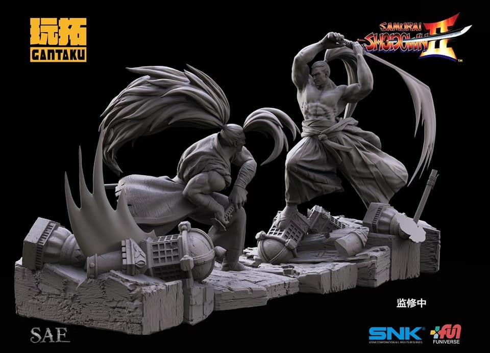 Link a samurai showdown II – gantaku – 2