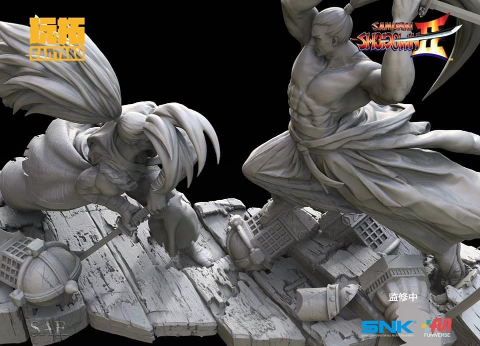 Link a samurai showdown II – gantaku – 3