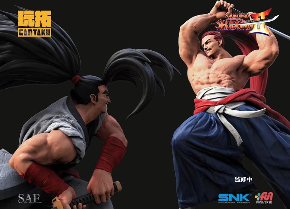 Link a samurai showdown II – gantaku – 6