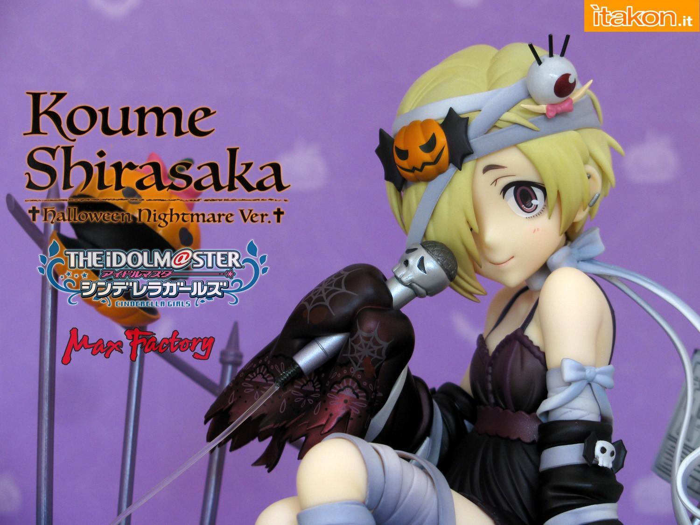 Link a 000 Koume Shirasaka Halloween IMAS Max Factory recensione